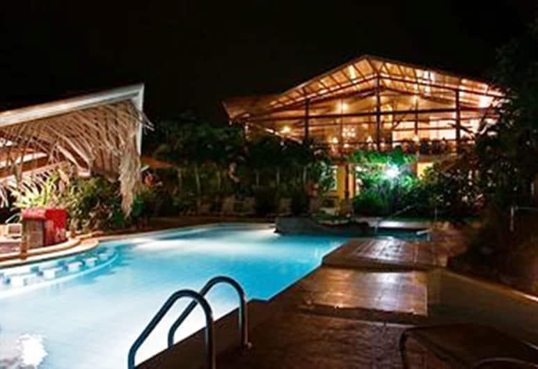 阿雷納溫泉度假村, La Fortuna, 室外泳池