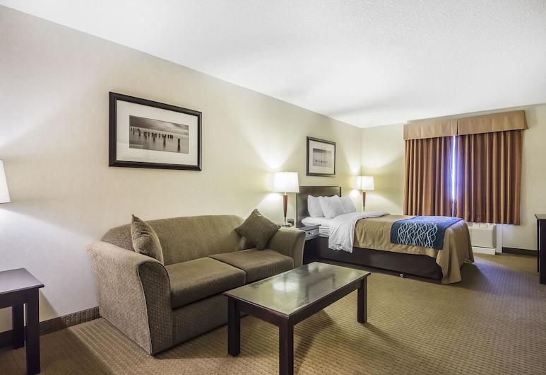 Comfort Inn And Suites Edson, Edson, Habitación