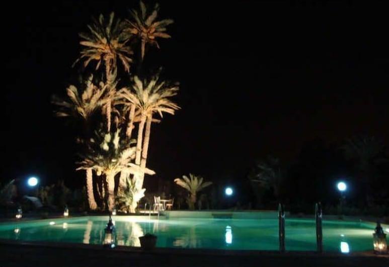 Hotel Ksar Assalassil, ערב צבאח זיז, בריכה חיצונית