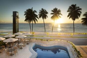 Selline näeb välja Hardman Praia Hotel, João Pessoa