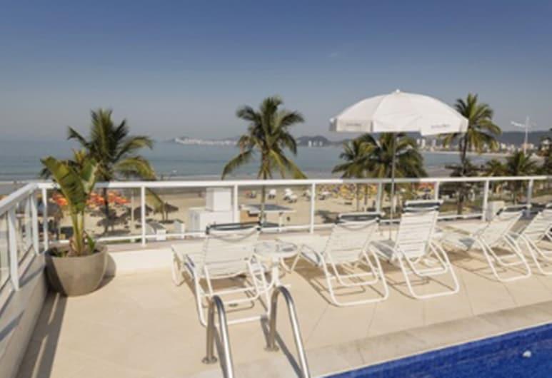 The Falls Hotel, Guaruja, Pool