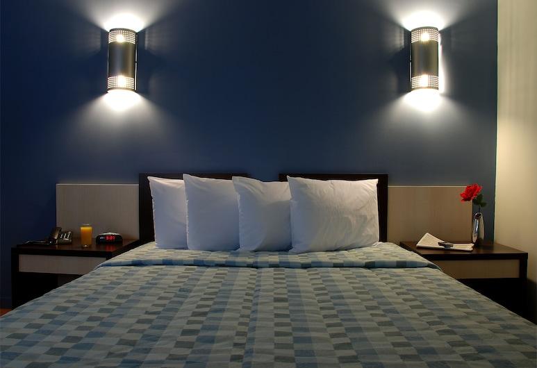 Master Curitiba, Curitiba, Classic Double Room, Bilik Tamu
