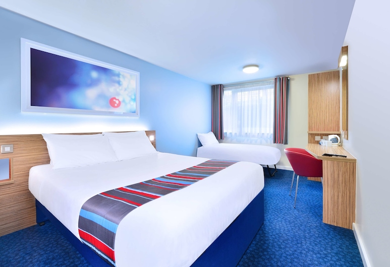 Travelodge Edinburgh Haymarket, Edinburgh, Kamer