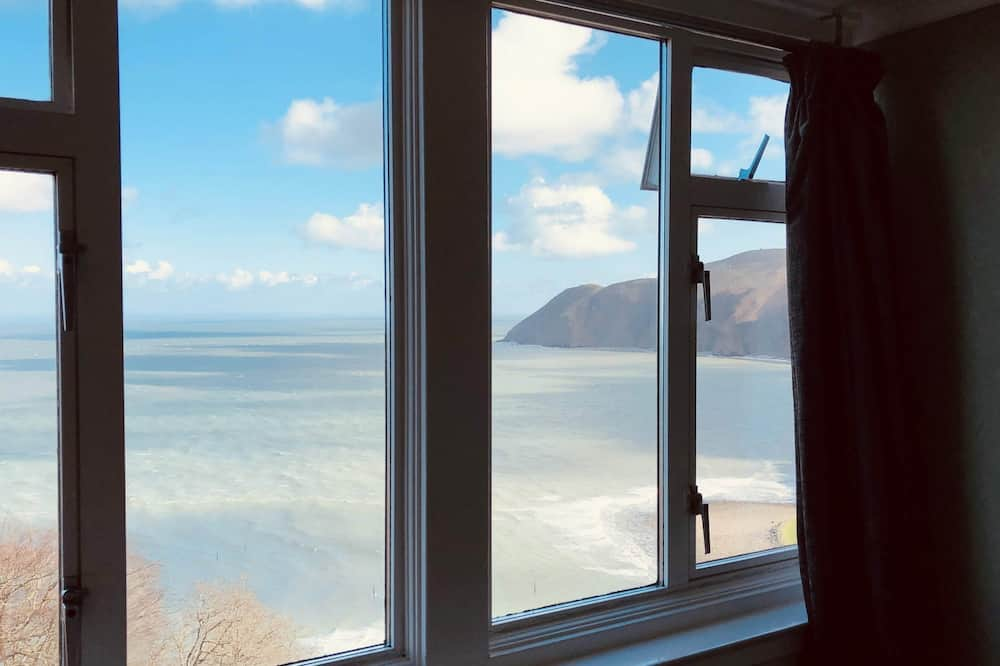 Superior apartman, fürdőszobával, kilátással a tengerre (Self catering  2king beds) - Vendégszoba