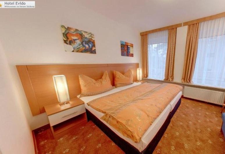 Hotel Garni Evido KG Salzburg, Salzburgo, Habitación familiar (Large), Habitación