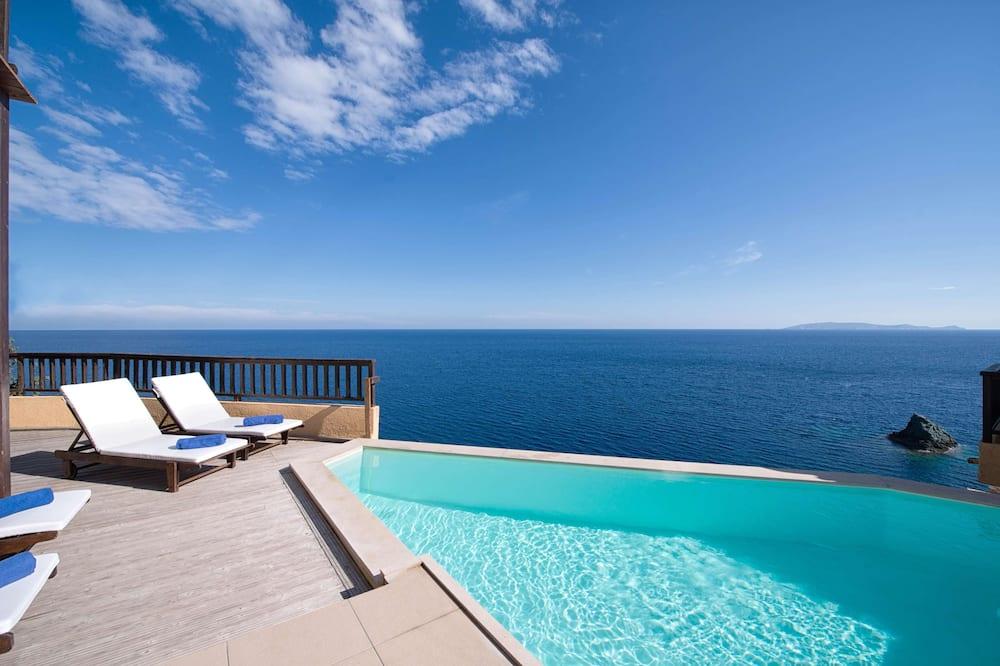 Svit - havsutsikt (Independent Pool ) - Utomhuspool