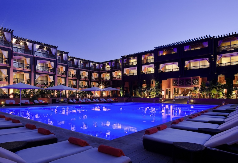 Hôtel & Ryads Barrière Le Naoura, Marrakech, Outdoor Pool