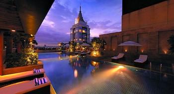 Pilih hotel bintang lima di Bengaluru (Bangalore)