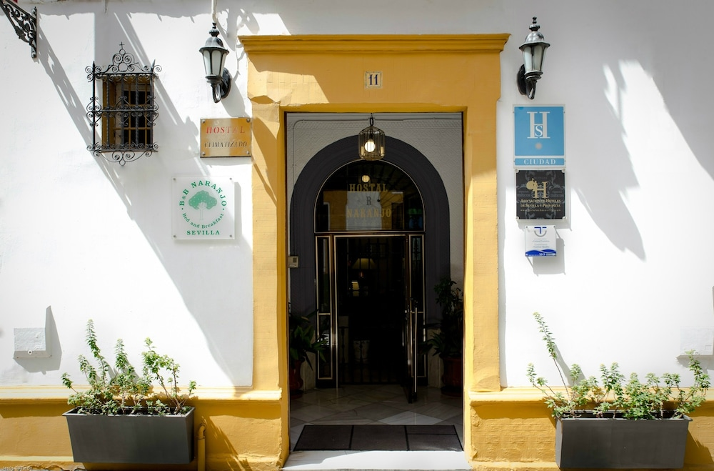 Bed & Breakfast Naranjo, Seville