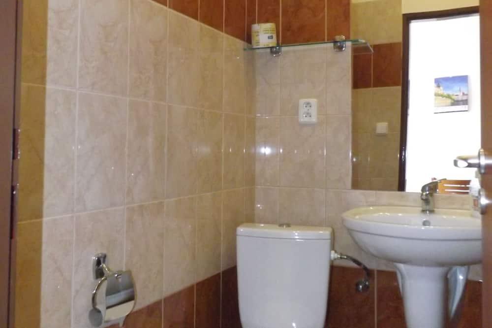 Quarto Quádruplo, Casa de Banho Privativa - Casa de banho