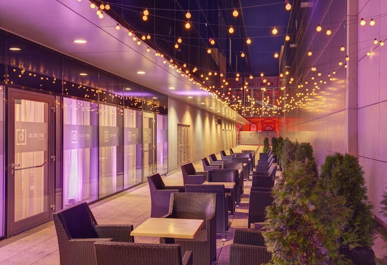 DoubleTree by Hilton Hotel Kosice, Kosice, Terrass