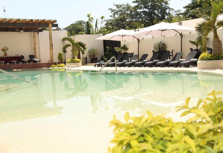 Hotel Tulijá Palenque, פלנקה, בריכה