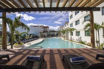 Foto del Hotel Tulijá Express Palenque en Palenque