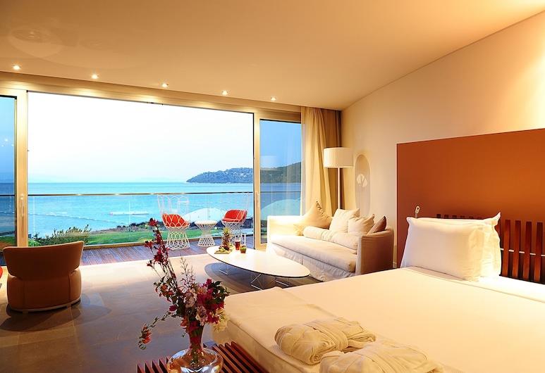 Kuum Hotel & Spa, Bodrum, Deluxe Tek Büyük Yataklı Oda, Oda