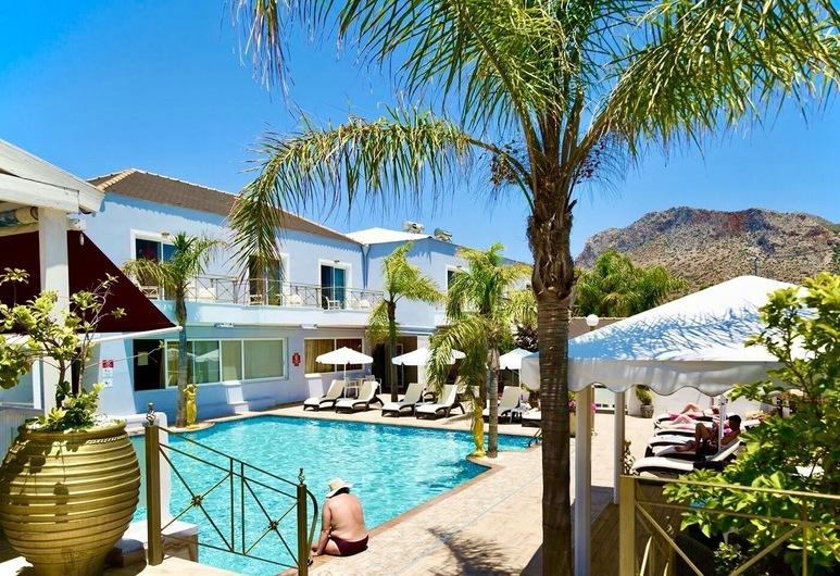 Paradice Hotel Luxury Suites, Χανιά, Εξωτερικός χώρος