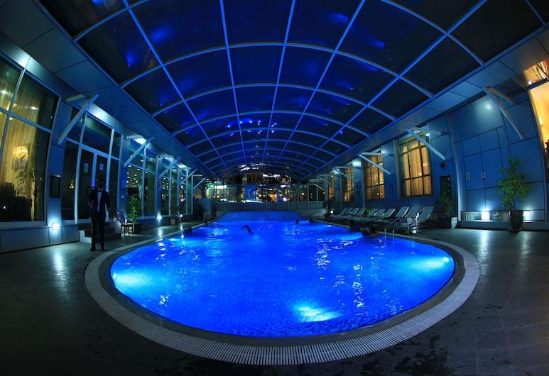 Harmony Hotel, Addis Ababa, Indoor Pool