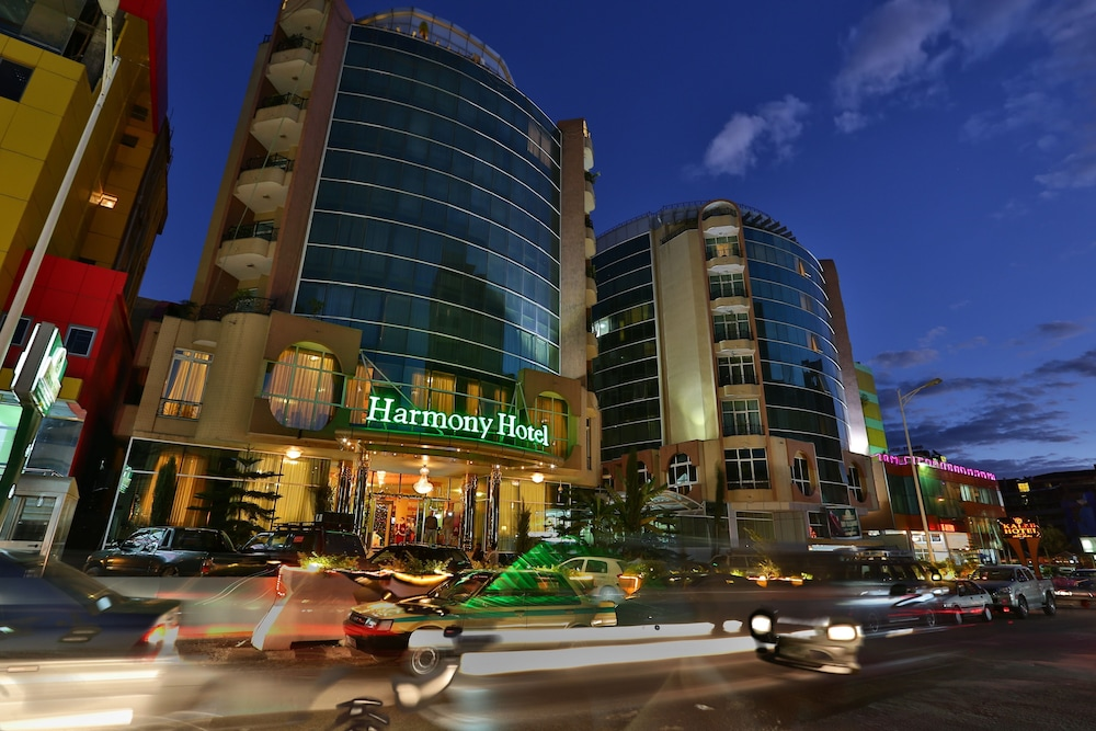 Book Harmony Hotel In Addis Ababa