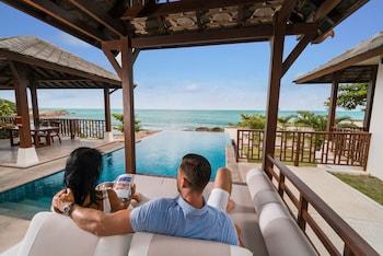 蘇梅島坎達住宅游泳池別墅飯店的相片