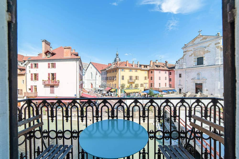 Apartament typu Suite, balkon (Empereur) - Balkon