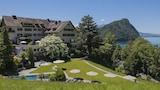 hôtel Vitznau, Suisse
