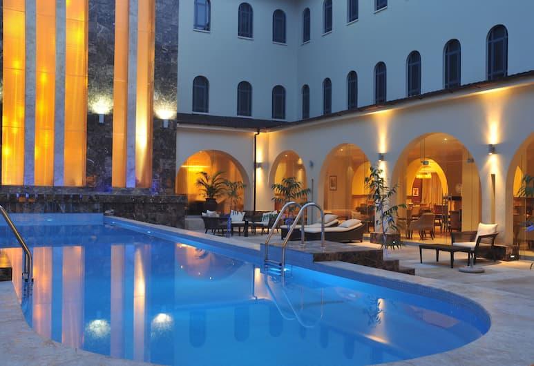 拉戈斯伊凱賈麗笙飯店, 拉各斯, 室外游泳池