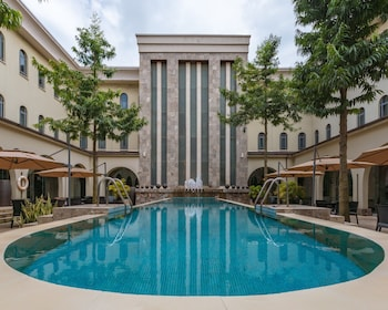 拉各斯拉戈斯伊凱賈麗笙飯店的相片