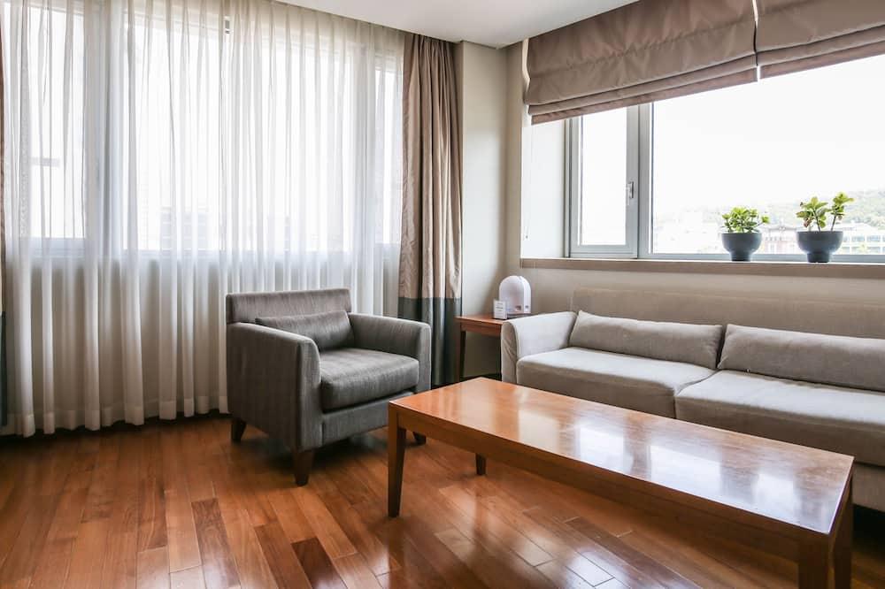 套房 (Namsan tower view) - 住宿範圍