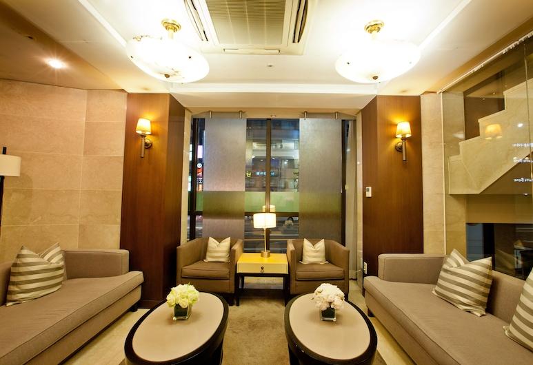 首爾王子大飯店, 首爾, 大廳休息區