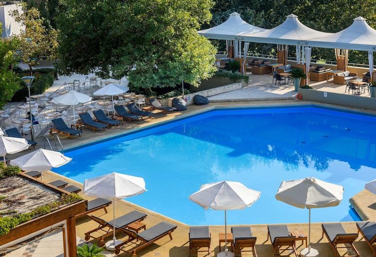 Alexander Beach hotel & Spa, Alexandroúpolis, Piscina Exterior