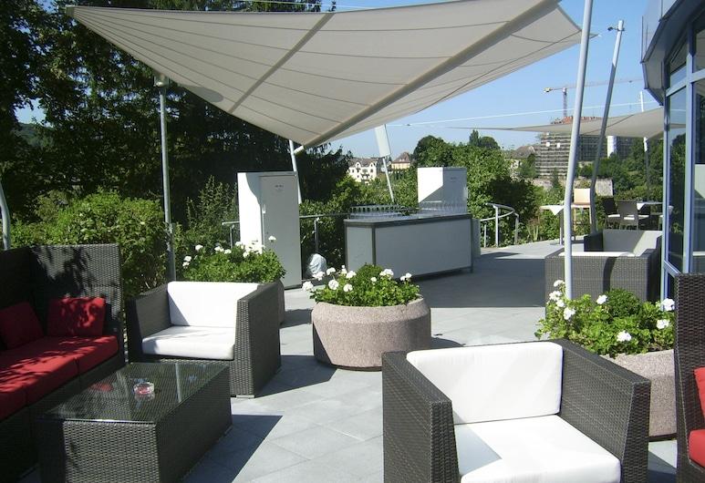磁山酒店, 巴登巴登, 陽台