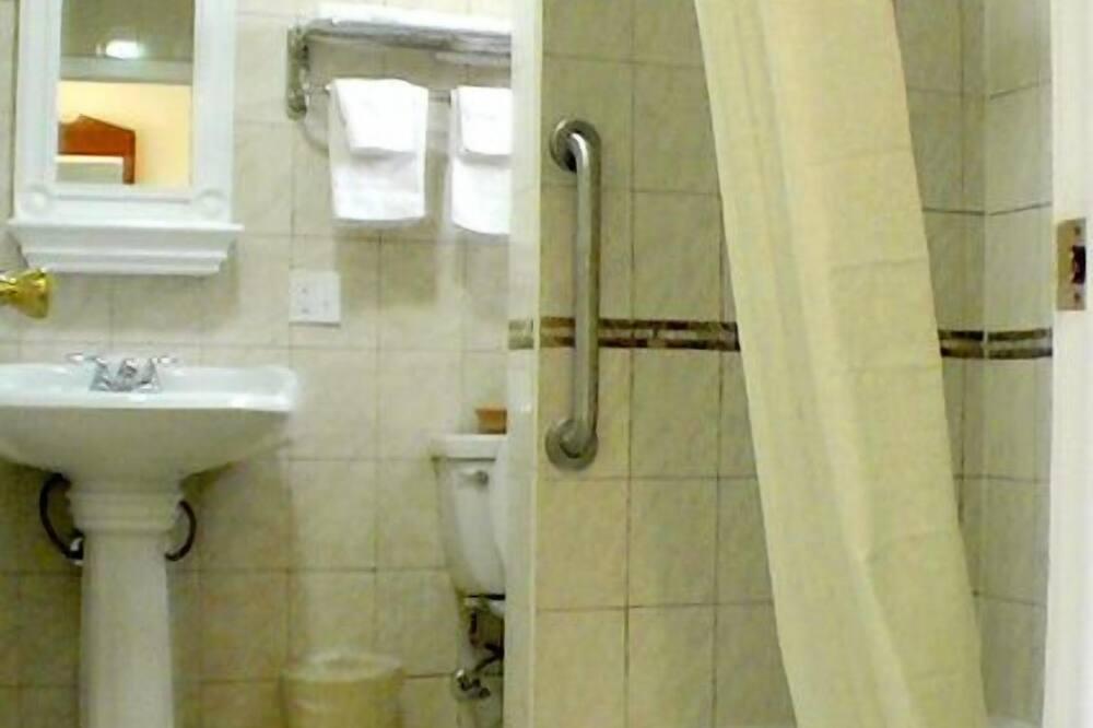 Стандартний номер, 2 двоспальних ліжка, для некурців - Ванна кімната