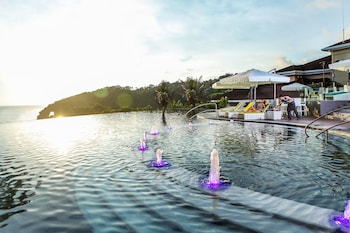 Foto van Fairways and Bluewater Newcoast Boracay in Boracay