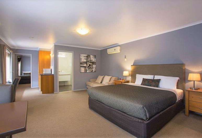 Comfort Inn Warrnambool International, Варрнамбул, Улучшенный люкс, 2 спальни, Номер