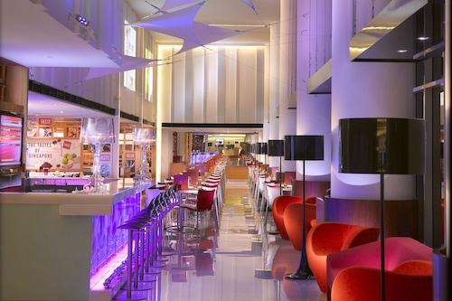 明古連宜必思新加坡酒店