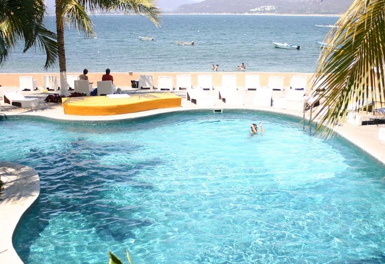 Playa de Santiago Hotel, Manzanillo, Outdoor Pool