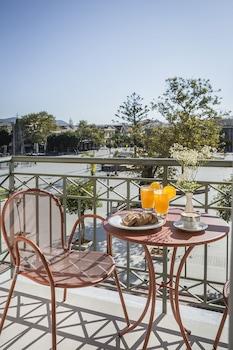Kefalonia bölgesindeki Ionian Plaza Hotel resmi