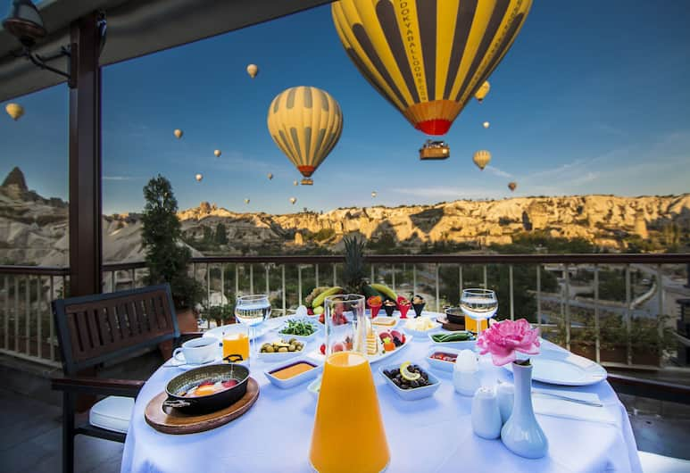 Goreme Kaya Hotel - Special Class, Nevsehir