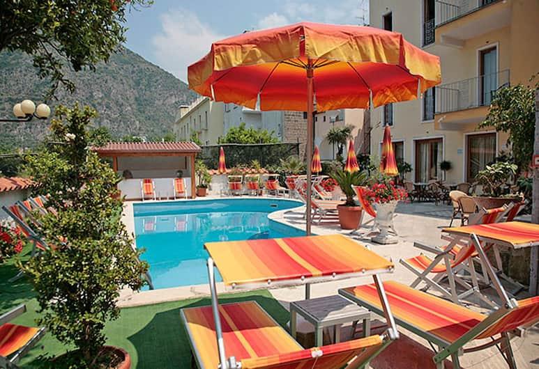 Hotel Albatros, Piano di Sorrento, Sundeck