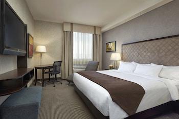 A(z) Acclaim Hotel Calgary Airport hotel fényképe itt: Calgary