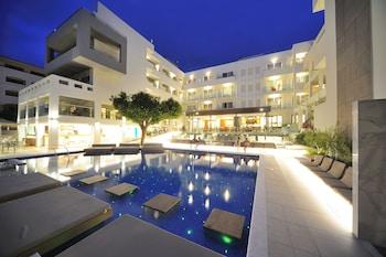 Foto van Atrium Ambiance Hotel in Rethymnon