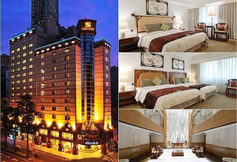 Hotel Sunshine, Каошіунь, Територія готелю