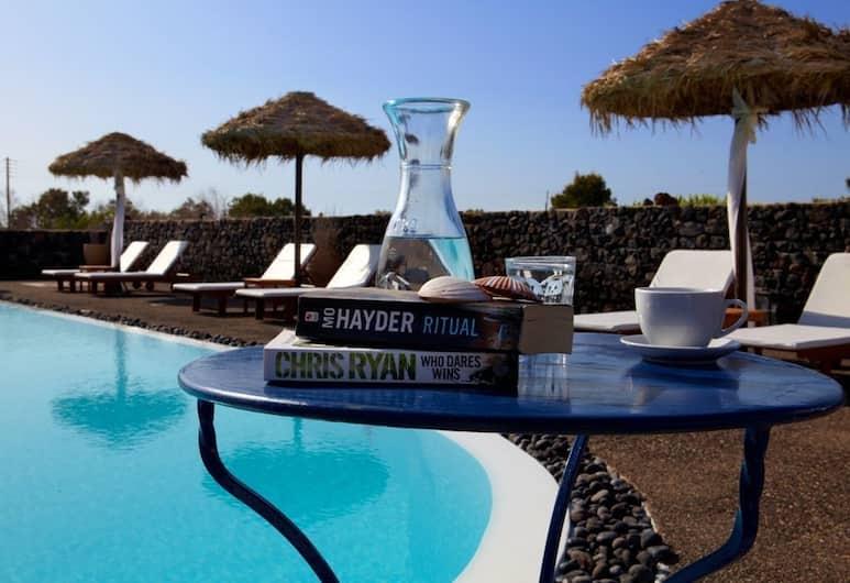 Anna Traditional Apartments, Santorini, Outdoor Pool