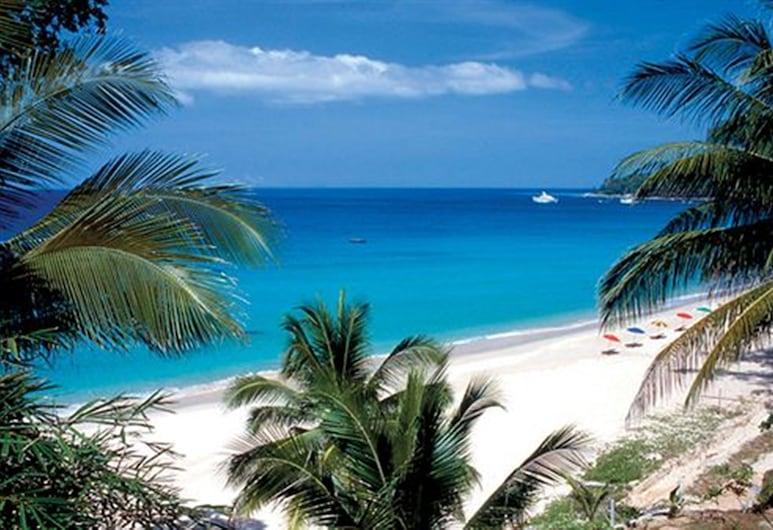 The Chava Resort, Choeng Thale, Beach