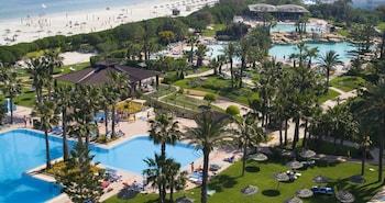 莫納斯提爾薩哈拉海灘水上公園飯店的相片
