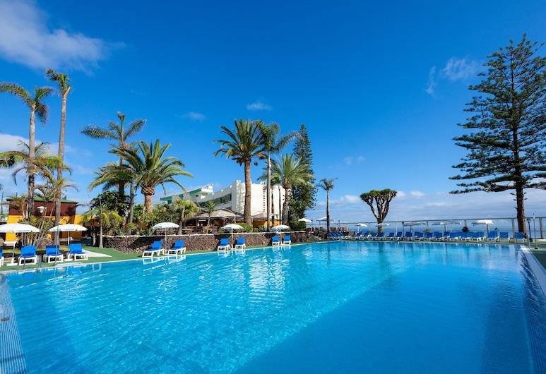 Hotel Best Semiramis, Puerto de la Cruz, Alberca al aire libre
