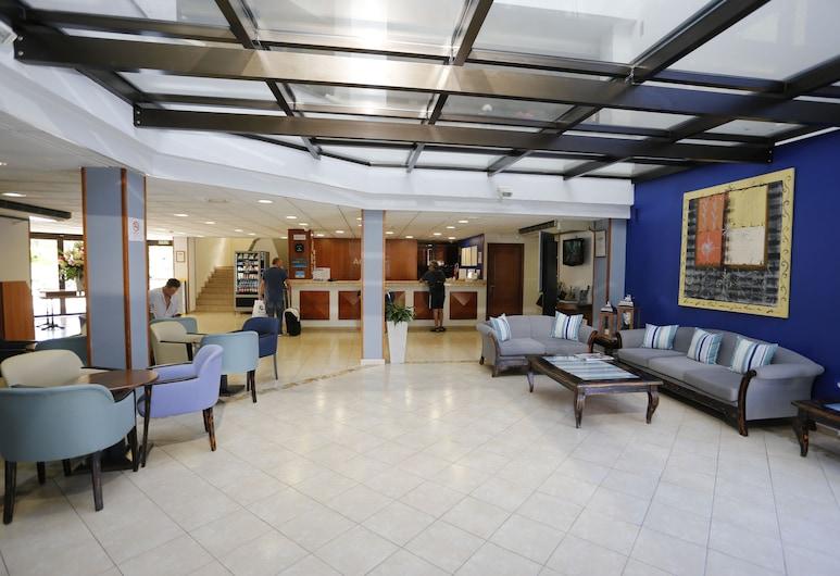 Hotel Andorra, Arona, Poczekalnia w holu