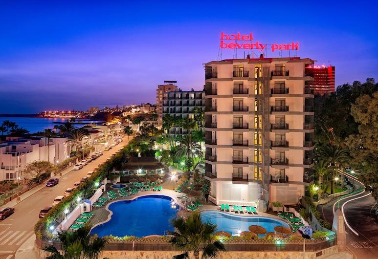 Beverly Park Hotel, San Bartolome de Tirajana, Dvojlôžková izba typu Superior, výhľad na more (1 Adult), Pohľad na hotel