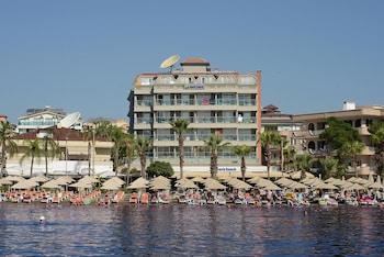 Marmaris bölgesindeki Maris Beach Otel resmi