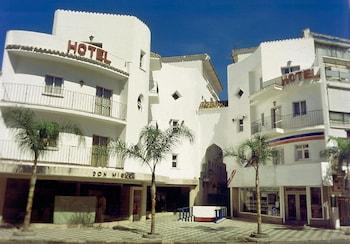 ภาพ Hotel Kristal ใน ตอร์เรโมลิโนส