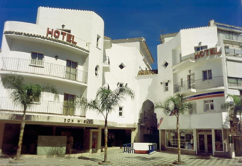 Hotel Kristal, Torremolinos, Hotellentré